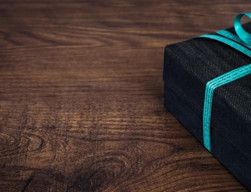 Geschenke an Mitarbeiter und Geschäftspartner