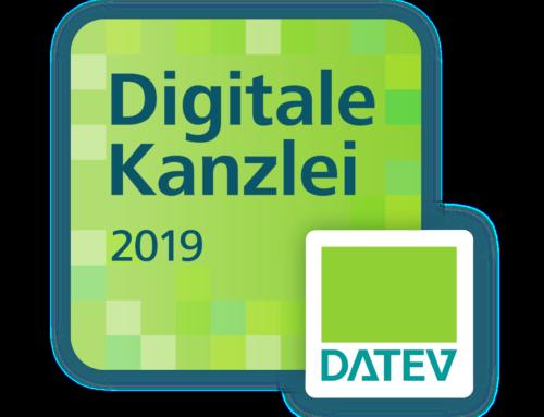 """Steuerberater Braun & Braun mit Label """"Digitale Kanzlei 2019"""" ausgezeichnet"""