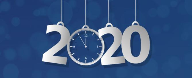 2020 Termine