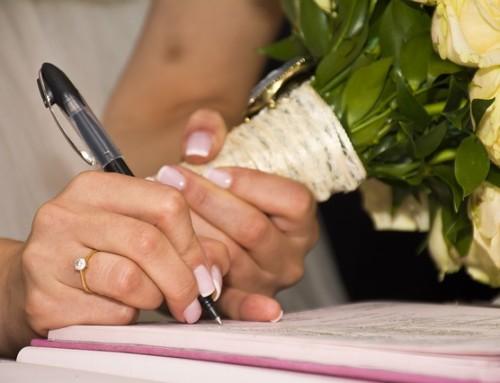 Drum prüfe wer sich ewig bindet …- Was in einem Ehevertrag geregelt werden sollte