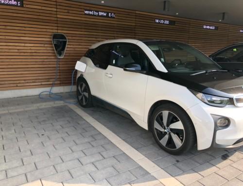 Steuerliche Behandlung von Elektroautos