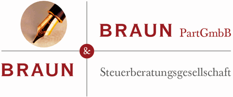 Steuerberater Braun Retina Logo