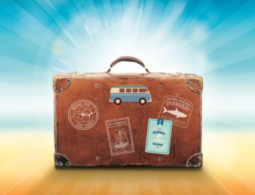 Stressfrei den Urlaub geniessen – drei Punkte, die Sie als Unternehmer regeln sollten