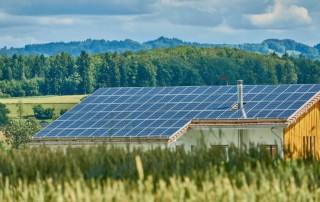 Solar am Dach